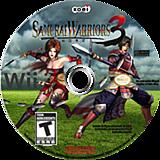 Samurai Warriors 3 Wii disc (S59E01)