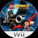 LEGO Batman 2: DC Super Heroes Wii disc (S7AEWR)
