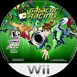 Ben 10: Galactic Racing Wii disc (SA6EG9)