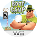 Boot Camp Academy Wii disc (SAYE20)
