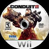 Conduit 2 Wii disc (SC2E8P)