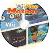 Wii Play: Motion Wii disc (SC8E01)