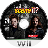 Scene It? Twilight Wii disc (SCNEA4)