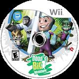 Dood's Big Adventure Wii disc (SDLE78)