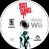 Just Dance Wii disc (SDNE41)