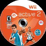 EA Sports Active 2 Wii disc (SE2E69)
