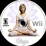 Yoga Wii disc (SEGE6U)