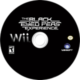The Black Eyed Peas Experience: Limited Edition Wii disc (SEPZ41)