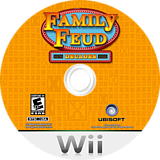 Family Feud Decades Wii disc (SFAE41)
