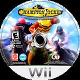 Champion Jockey: G1 Jockey & Gallop Racer Wii disc (SGKEC8)