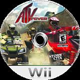 Honda ATV Fever Wii disc (SH7ESZ)
