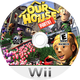 Our House Party Wii disc (SHPE5G)