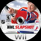 NHL SlapShot Wii disc (SHYE69)