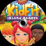 Kid Fit Island Resort Wii disc (SJFE4Z)