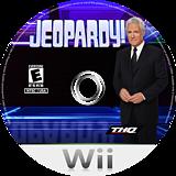 Jeopardy! Wii disc (SJPE78)