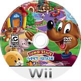 JumpStart Pet Rescue Wii disc (SJSEPK)
