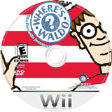 Where's Waldo? The Fantastic Journey Wii disc (SLWE41)