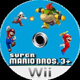 Super Mario Bros. 3+ CUSTOM disc (SM3E01)