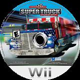 Maximum Racing: Super Truck Racer Wii disc (SN7EYG)