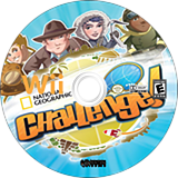 National Geographic Challenge! Wii disc (SNQE7U)