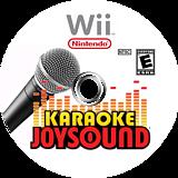 Karaoke Joysound Wii disc (SOKEA4)