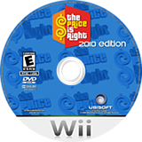 The Price Is Right: 2010 Edition Wii disc (SPRE41)