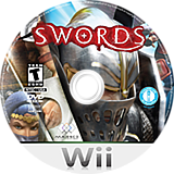 Swords Wii disc (SSZE5G)