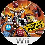 Top Shot Arcade Wii disc (ST9E52)