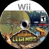 Deer Drive Legends Wii disc (SUNEYG)