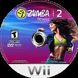 Zumba Fitness 2 Wii disc (SZ2E5G)