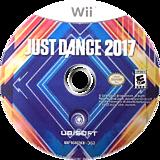 Just Dance 2017 Wii disc (SZ7E41)
