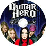 Guitar Hero III Custom: Nightwish CUSTOM disc (XNWE52)