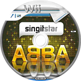 SingItStar ABBA CUSTOM disc (SIS2OH)