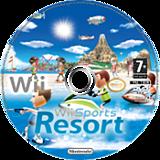 Wii Sports Resort Wii disc (RZTP01)