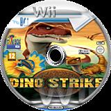 Dino Strike Wii disc (SJUPXT)