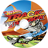 Hot Wheels: Track Attack Wii disc (SHVE78)