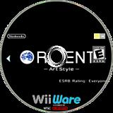 Art Style: ORBIENT WiiWare disc (WOBE)
