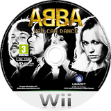 ABBA: You Can Dance Wii disc (S2EP41)