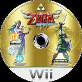 The Legend of Zelda: Skyward Sword Wii disc (SOUP01)