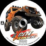 エキサイトトラック Wii disc (REXJ01)
