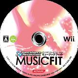ダンスダンスレボリューション ミュージックフィット Wii disc (RJRJA4)