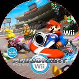 マリオカートWii Wii disc (RMCJ01)