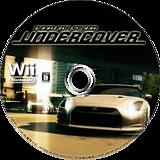 ニード・フォー・スピード アンダーカバー Wii disc (RX9J13)
