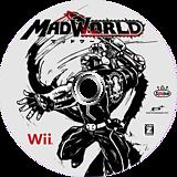 マッドワールド Wii disc (RZZJEL)