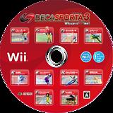 デカスポルタ3 Wii disc (S3DJ18)