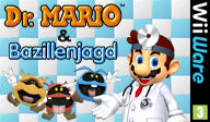 Dr. Mario & Bazillenjagd WiiWare cover (WDMP)