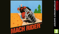 Mach Rider VC-NES cover (FBBP)