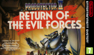 Probotector II: Return of the Evil Forces VC-NES cover (FCSP)