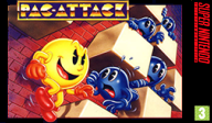 Pac-Attack VC-SNES cover (JBLP)