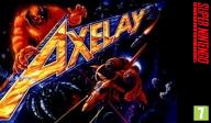 Axelay VC-SNES cover (JBSP)